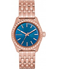 Diesel DZ5509 Ladies Kray Kray Rose Gold Plated Bracelet Watch