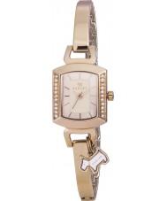 Radley Ladies Polished Rose Gold Steel Bracelet Watch
