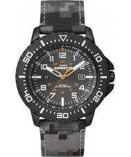 Timex T49966 Mens Expedition Uplander Grey Camo Watch