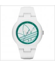 Adidas ADH3108 Ladies Aberdeen White Silicone Strap Watch