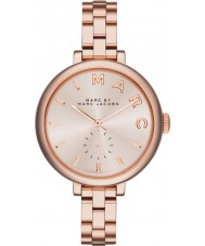 Marc Jacobs MBM3364 Ladies Sally Rose Gold Plated Steel Bracelet Watch