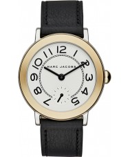 Marc Jacobs MJ1514 Ladies Riley Black Leather Strap Watch