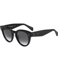 Celine Ladies CL 41049-S 807 XM Black Sunglasses