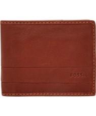 Fossil SML1390210 Mens Lufkin Wallet