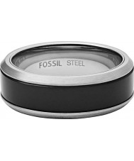 Fossil Mens Ring