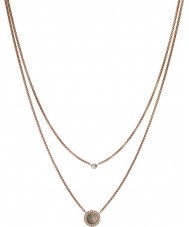 Fossil JF02953791 Ladies Necklace