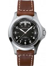 Hamilton H64455533 Mens Khaki Field Watch