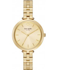 Kate Spade New York 1YRU0858 Ladies Holland Gold Plated Bracelet Watch