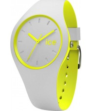 Ice-Watch DUO.GYW.U.S.16 Ice Duo Grey Silicone Strap Watch