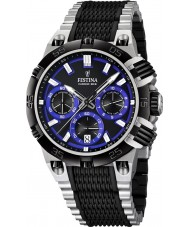 Festina F16775-5 Mens 2014 Chrono Bike Tour De France Blue Black Watch