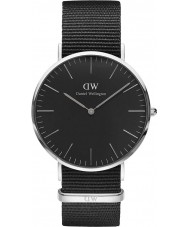 Daniel Wellington DW00100149 Classic Black Cornwall 40mm Watch