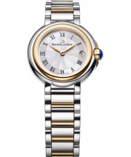 Maurice Lacroix FA1003-PVP13-110 Ladies Fiaba Round Two Tone Watch
