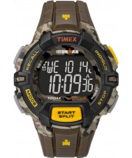 Timex TW5M02100 Ironman 30-Lap Rugged Full Size Camo Resin Strap Watch