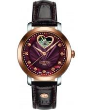 Roamer 556661-49-69-05 Lady Sweetheart Brown Leather Strap Watch