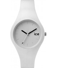 Ice-Watch ICE.WE.S.S.14 Ice-Ola Small White Silicone Strap Watch