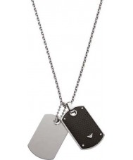 Emporio Armani EGS1601040 Mens Necklace