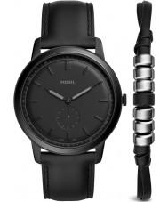 Fossil FS5500SET Mens Minimalist Watch Gift set