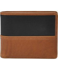 Fossil ML3846222 Mens Tate Wallet