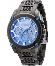 Police 14543JSB-13M Mens Mesh Up Black Steel Bracelet Watch