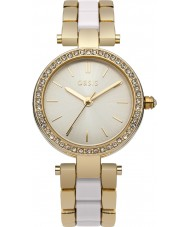 Oasis B1549 Ladies Gold Steel Bracelet Watch
