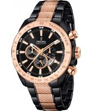 Festina F16888-1 Mens Prestige Two Tone Steel Chronograph Watch