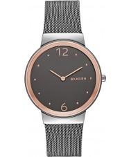 Skagen Ladies Freja Grey Steel Bracelet Watch