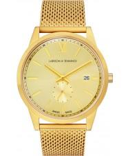 Larsson and Jennings SAX39-CM-C-Q-B-GG-O Saxon Watch