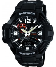 Casio GA-1000-1AER Mens G-Shock Twin Sensor Neon-Illuminator Watch
