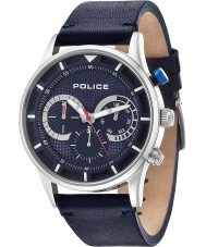 Police 14383JS-03 Mens Driver Blue Watch