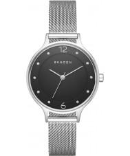 Skagen SKW2473 Ladies Anita Silver Steel Mesh Bracelet Watch