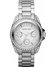 Michael Kors MK5612 Ladies Blair Silver Tone Steel Watch