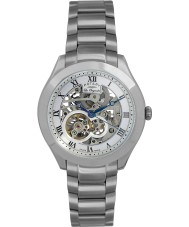 Rotary GB90514-21 Mens Les Originales Jura Silver Automatic Watch