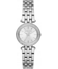 Michael Kors MK3294 Ladies Mini Darci Silver Tone Watch