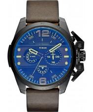 Diesel DZ4364 Mens Ironside Chronograph Brown-Green Watch