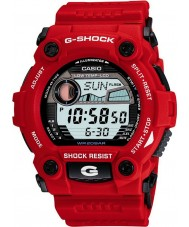 Casio Mens G-Shock G-Rescue Red Watch