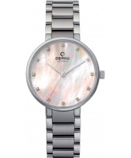 Obaku Ladies Silver Steel Bracelet Watch