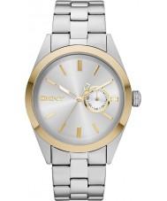 DKNY NY1531 Mens Silver Tone Dress Watch