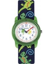 Timex T72881 Kids Geckos Stretch Watch