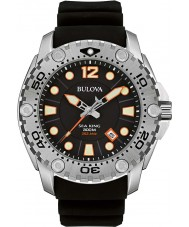 Bulova 96B228 Mens Sea King UHF Black Watch