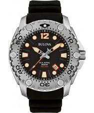 Bulova 96B228 Mens Sea King UHF Black Watch