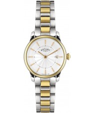 Rotary LB02772-06 Ladies Timepieces Locarno Two Tone Steel Watch
