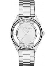 Marc Jacobs MBM3412 Ladies Tether Silver Tone Steel Watch