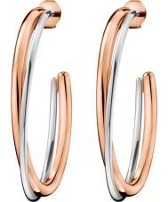 Calvin Klein KJ8XPE200100 Ladies Double Earrings