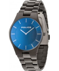 Police 14640MSU-70M Mens Splendor Gunmetal Steel Bracelet Watch