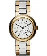 Marc Jacobs MJ3506 Ladies Courtney Two Tone Steel Bracelet Watch