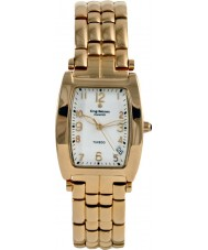 Krug-Baumen 1963DM Tuxedo Diamond Gold Mens Watch