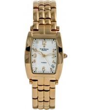 Krug Baümen 1963DM Tuxedo Diamond Gold Mens Watch