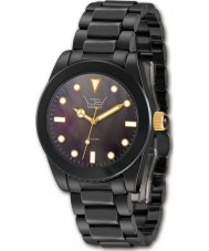 LTD Watch LTD-030625 Limited Edition Ladies Ceramic Black Watch