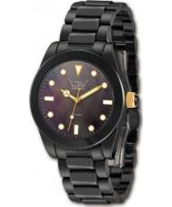 LTD Watch Limited Edition Ladies Ceramic Black Watch