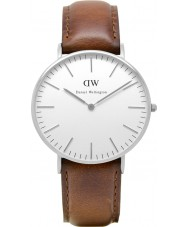 Daniel Wellington DW00100052 Ladies Classic St Mawes 36mm Silver Watch